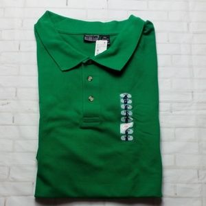 NWT PLUS SIZE BARRAGE  POLO SZ 6XL